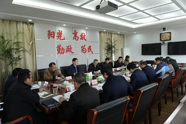 326队与岳西县政府签订战略合作框架协议